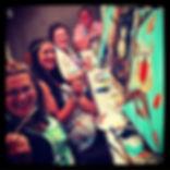 #artonwheels #atasteofartistry #artparty #art #paintandsip #paintandpour #houseparty #girlsnightout