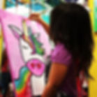 Kids painting class _atasteofartistryspa