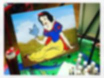 Great job Dana! #paintskills #thisiswhathappensinmyclass #paintwithme _atasteofartistryspaintstudio