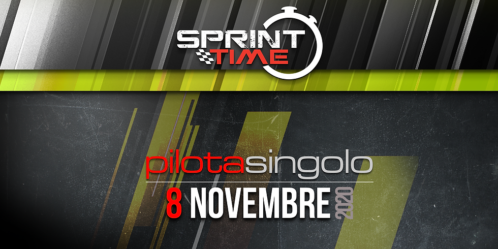 Sprint Time VKI | Singolo Pilota