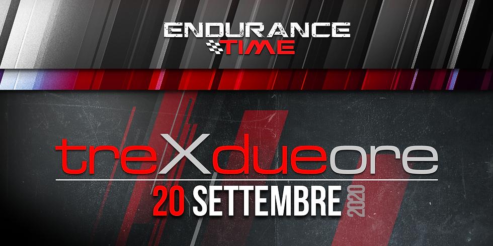 Endurance Time VKI | 3X2ore