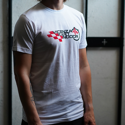 T-Shirt VKI White | Logo