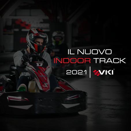 Il Nuovo Tracciato Indoor 2021 VKI - Vicenza Kart Indoor