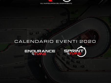 Riparte la stagione 2020 degli eventi VKI - Vicenza Kart Indoor