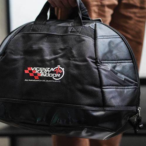 Portacasco VKI Black | Logo