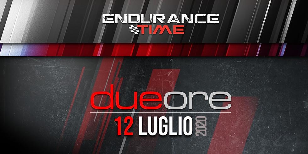 Endurance Time VKI | 2ore