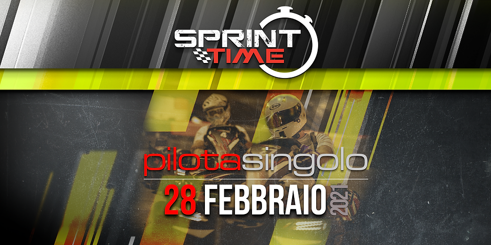 Sprint Time VKI   Singolo Pilota