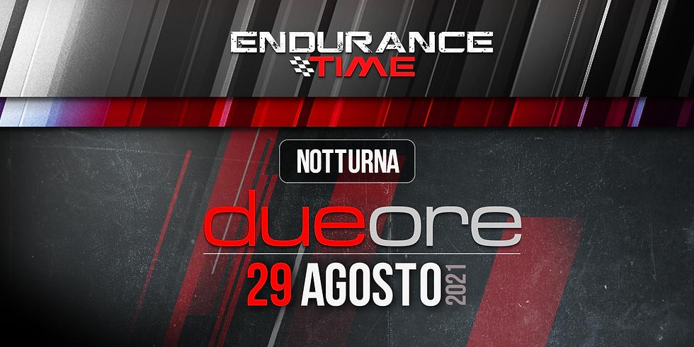 Endurance Time VKI   2ore [Notturna]