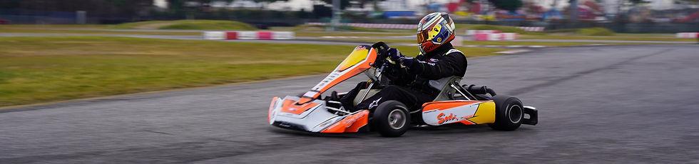 Kart 2 tempi Racing VKI