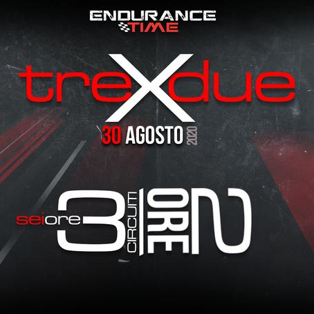 Scopriamo il nuovo format Endurance Time VKI 3x2ore