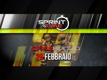 Sprint Time VKI - 28 Febbraio 2021 | Iscrizioni aperte