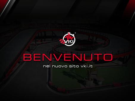 Il nuovo sito VKI - Vicenza Kart Indoor
