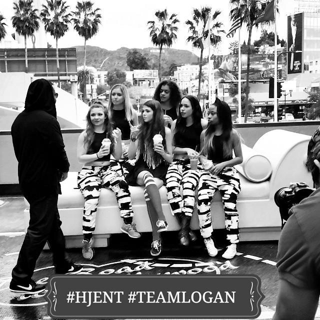 Instagram - #MyCurrentSituation  #HJENT #TeamLogan #Genesoul #HaskelJackson #Har