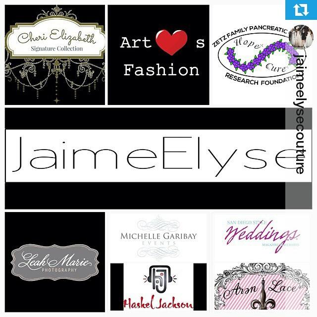 Instagram - #Repost @jaimeelysecouture ・・・ Looking forward to this amazing week