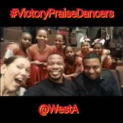 Instagram - The #Victory #Praise #Dancers Ministered at West A this morning and