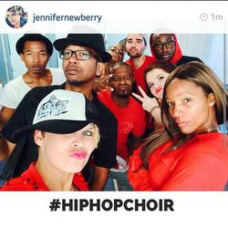 Instagram - #HIPHOPCHOIR #HJENT #GENESOUL #BELLRINGER #MUSIC #RAP #DANCE #LIFE #