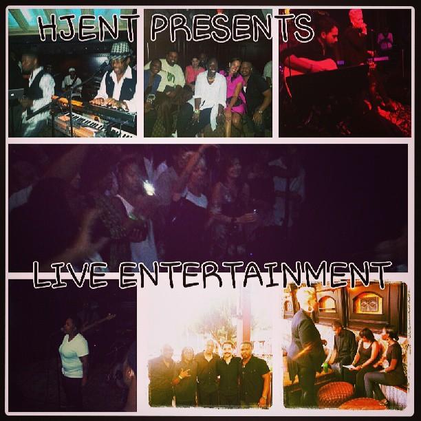 Instagram - Haskel Jackson Entertainment Presents: @RebeccaCrews @sdotnoel @TheG