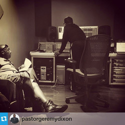 Instagram - This project is gonna be absolutely amazing! Day 1 of recording went