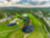 Golf Course | Drone Picture | Red Hog Media