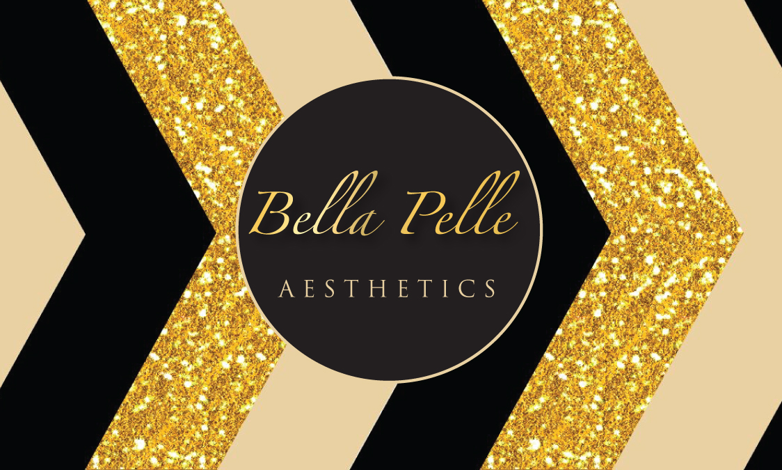 Bella Pelle aesthetic business cards 2 FRONT