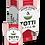 Thumbnail: Чай чорний TOTTI Tea пакетований, ассорті 2г*25*32  tt.51505