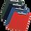 Thumbnail: Кліпборд Panta Plast, А4, PVC 0315-0002