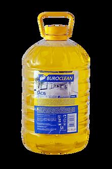 Засіб для миття підлоги BuroClean EuroStandart 5л ЛИМОН   10700500