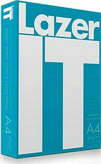 Папір офісний Lazer IT 80 , А4, клас С , 500 арк,
