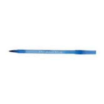 "Ручка кулькова Віс ""Round Stic"", чорна, синя, bc2118722"