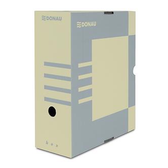 Бокс для архівації документів,120 мм, DONAU,   7662301PL