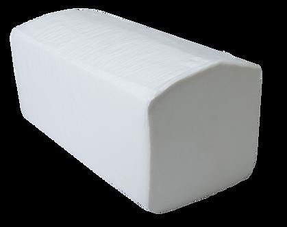 Серветки косметичні, целюлоза, білі, 300 шт  10100300