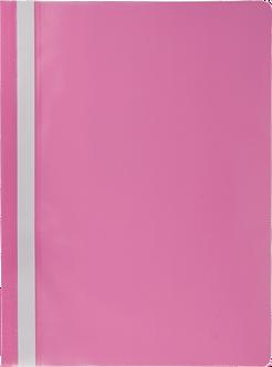 Швидкозшивач пласт. А4, PP, JOBMAX колір асорті BM3313