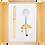 """Thumbnail: Набір подарунковий """"Umbrella"""": ручка кулькова + брелок, LS.122022"""