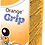 "Thumbnail: Ручка ""Orange Grip"", синя,  bc811926"
