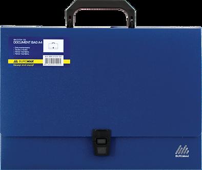 Портфель A4/35мм, JOBMAX,  BM.3724