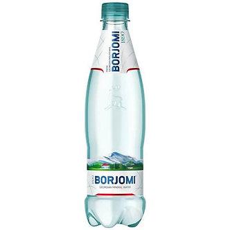 """Вода мінеральна газована, 0,5л, """"Боржомі"""", bj.01353"""