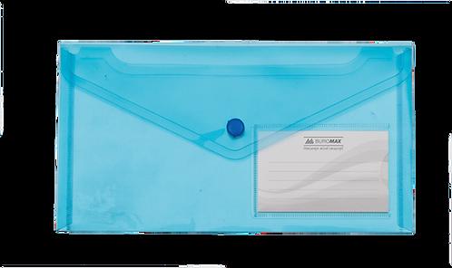 Папка-конверт на кнопці, DL TRAVEL BM3938