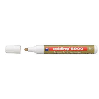 Маркер Edding e-8900 для меблів (блістер) колір ассорті
