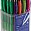 Thumbnail: Ручка кулькова автоматична, BRIGHT, 0,7 мм, синя BM.8225