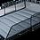 Thumbnail: Лоток для паперів горизонтальний BUROMAX, метал., колір асорті BM.6254