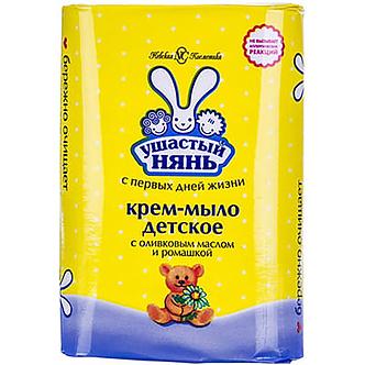 Крем-мило  Ушастий Нянь 90 гр  yn.01972