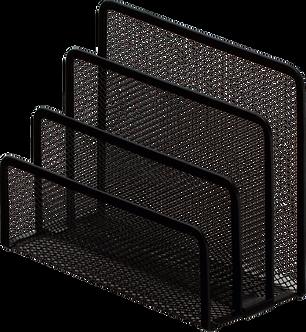 Підставка для листів BUROMAX, металева BM6210