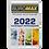 Thumbnail: Календар настільний перекидний 2022 р., 88х133 мм  BM.2104