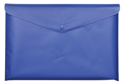 Папка-конверт А5 на кнопці, колір асорті BM.3936