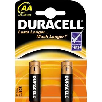 Елемент живлення DURACELL LR6 (AA) s.58163
