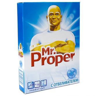 """Порошок для чищення """"MR. PROPER"""", 400 г, з відбілюючим ефектом s31685"""
