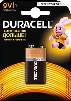 Елемент живлення Duracell MN1604 9V (крона)