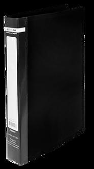 Папка на 2-х кільцях А4, JOBMAX, ширина торца 25 мм