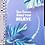 Thumbnail: Блокнот на пружині EXOTIC, А5, 80 арк., кліт, тв. карт. обкл. BM.24572103