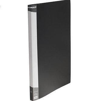 Папка пластикова з 20 файлами А3, PROFESSIONAL, чорна BM.3610-01